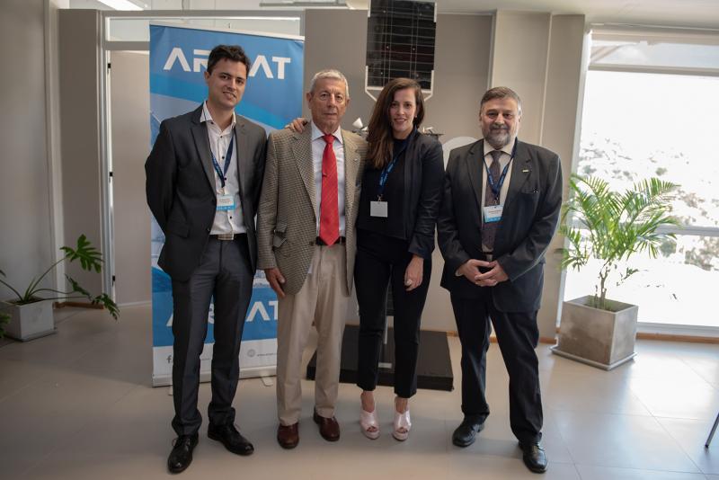 ARSAT retoma desarrollo de su tercer satélite