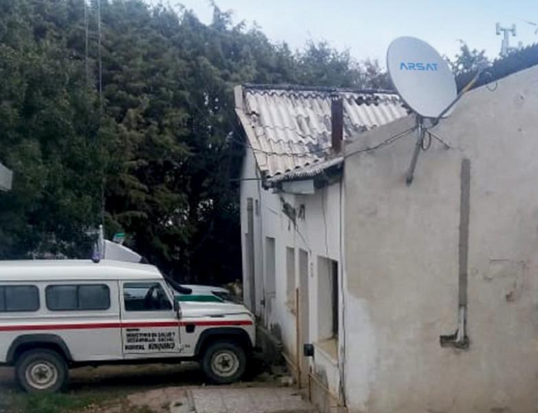 Reforzamos nuestra conectividad satelital en estos momentos de emergencia