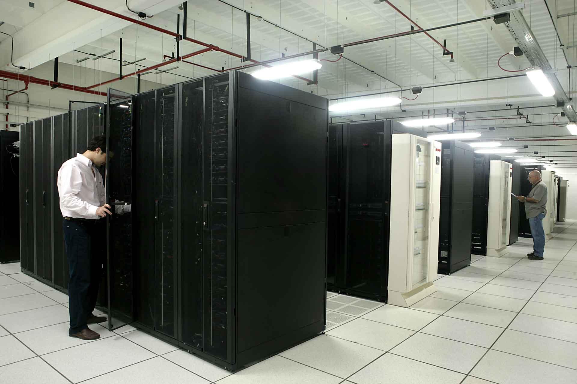Centro nacional de datos
