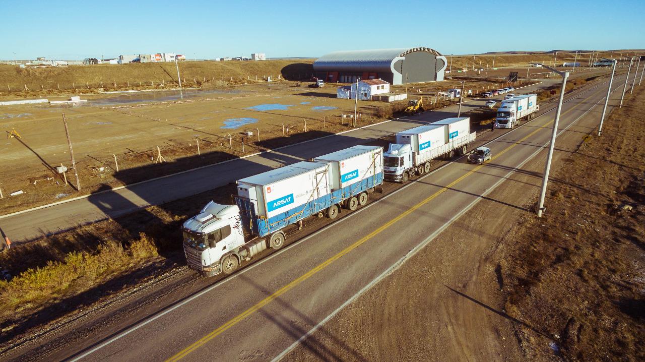ARSAT mejora el acceso a Internet en Tierra del Fuego
